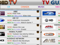 iptv channel guide
