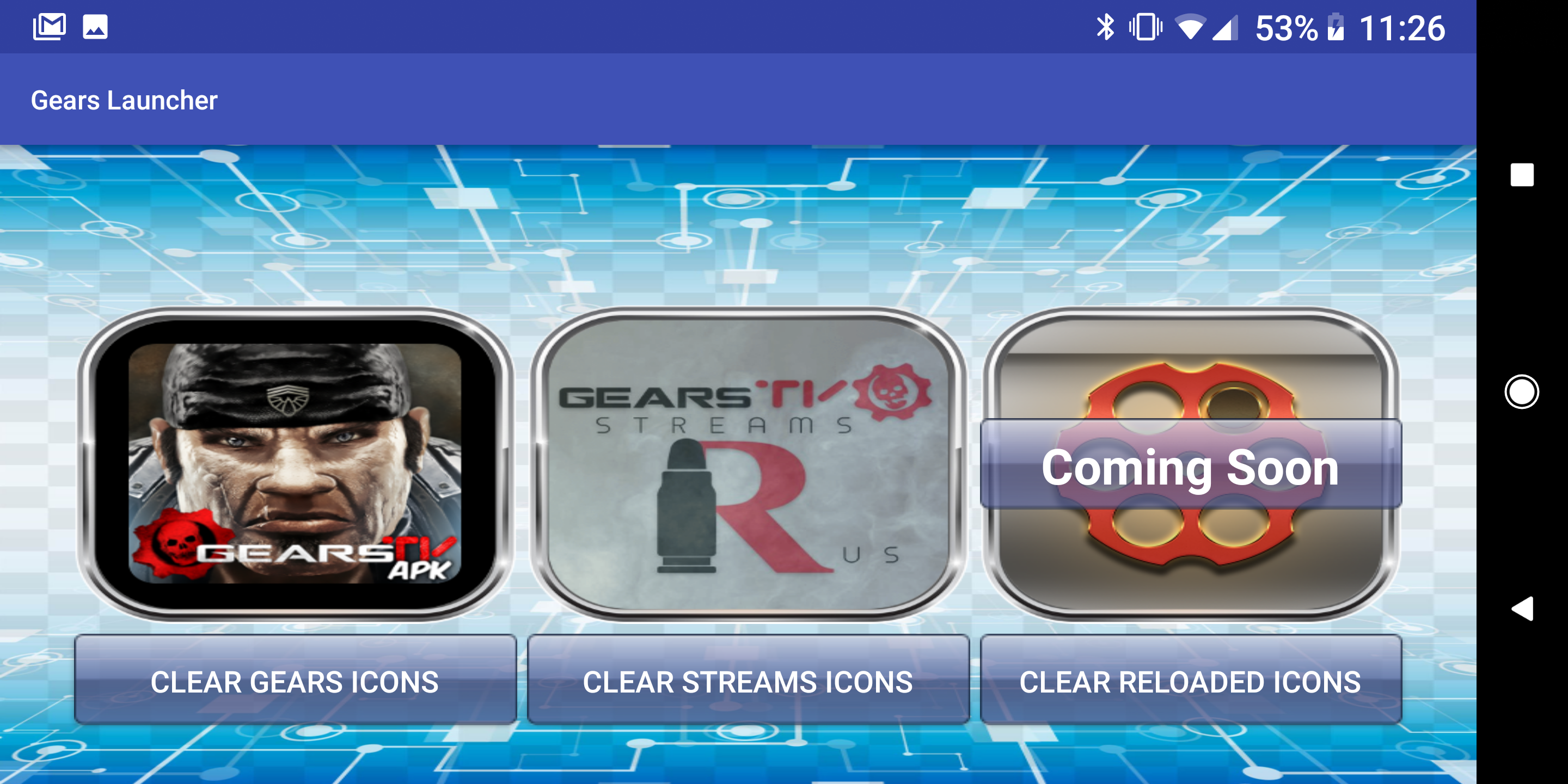 How to install Gears TV on Android Phone and Android Tablet