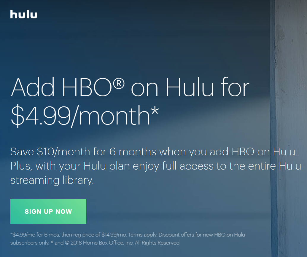 Hbo go subscription costs dating 8
